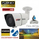 Starlight VF camera , 2mp , full metal bullet cctv camera ASP-ZH6675-200S