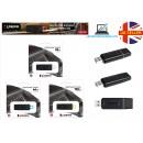 Kingston DataTraveler Exodia  USB 3.2 (Gen 1) Flash Drive - Black, White - 5 Year Warranty