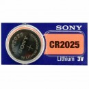 Sony CR2025 Batteries - Fits Mercedes Benz - EXP 2030