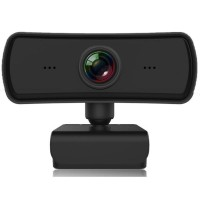 Conference Full HD 1080P Web Cam with Microphone and 360 Clip Webcams