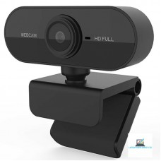 Full HD 1080p USB Plug & Play Webcam Built in Mic Multi functional Base