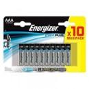 Energizer MaxPlus Pack of 10 AAA Batteries