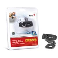 Genius FaceCam 1000X HD WebCam V2