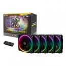 Antec Prizm 120 ARGB LED Fans 5 in 1 Pack with Fan Controller