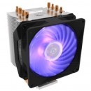 Cooler Master Hyper H410R RGB Universal Socket 92mm PWM 2000RPM RGB LED Fan CPU Cooler with Wired RGB Controller