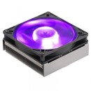 Cooler Master MasterAir G200P Universal Socket 92mm PWM 2600RPM RGB LED Low Profile Fan CPU Cooler with Wired RGB Controller