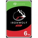 "Seagate IronWolf 6TB NAS 3.5"" SATA lll 5400RPM 256mb Cache Internal Hard Drive"
