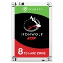 "Seagate IronWolf NAS ST8000VN004 8TB 3.5"" 7200RPM 256MB Cache Sata lll Internal Hard Drive"