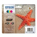 Epson Starfish 603 Original 4 Multipack Replacement Ink