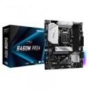 ASRock B460M Pro4 Intel Socket 1200 10th Gen Micro ATX HDMI/VGA/DisplayPort Dual M.2 USB C RGB Motherboard