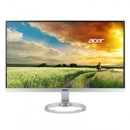 "Acer H277HK 27"" LED 4K 4ms HDMI / Display Port IPS White / Silver Monitor"