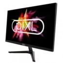 "piXL 24"" LED Widescreen VGA / HDMI Frameless 5ms Monitor"