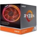 AMD Ryzen 9 3900x with Wraith Prism Cooler with RGB LED 3.8Ghz 12 Core AM4 Overclockable Processor
