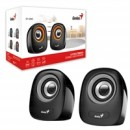 Genius SP-Q160 Iron Grey Stereo Speakers